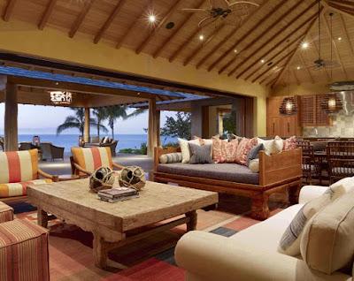 Tropical Classic Hawaiian Descend House 3