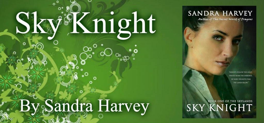 Sky Knight by Sandra Harvey