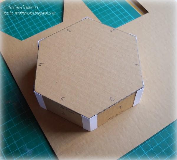 Коробка из микрогофрокартона своими руками 60