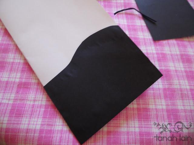 Tarjeta en Blanco y Negro