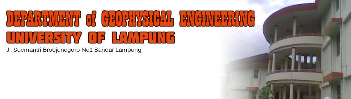 Teknik Geofisika Universitas