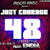 Juzt Courage - 48 (Freestyle)  ft Endia
