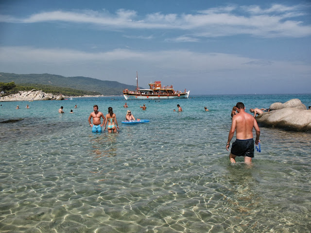 Orange Beach / Portokali Beach Sithonia