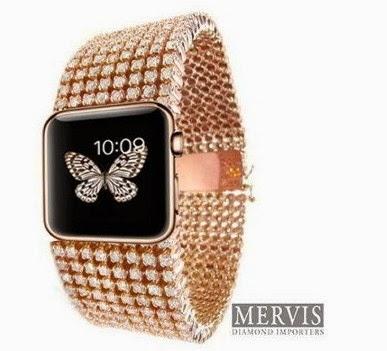 SmartWatch Apple  Diamond