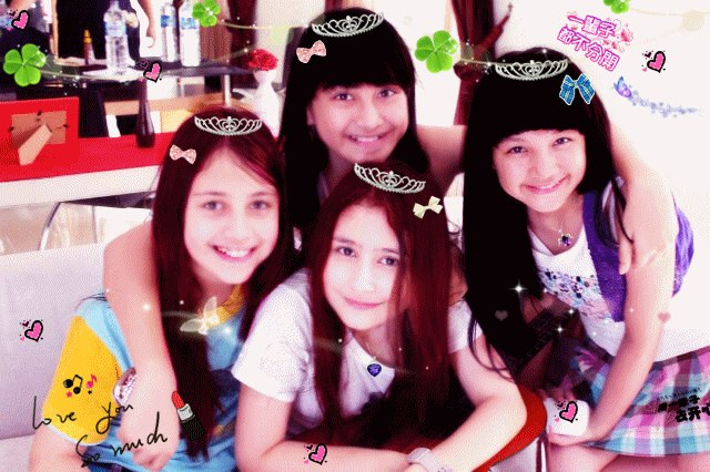 Winxs Girlband Indo : Winxs And Coboy Junior