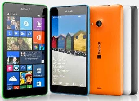 Harga Microsoft Lumia 940