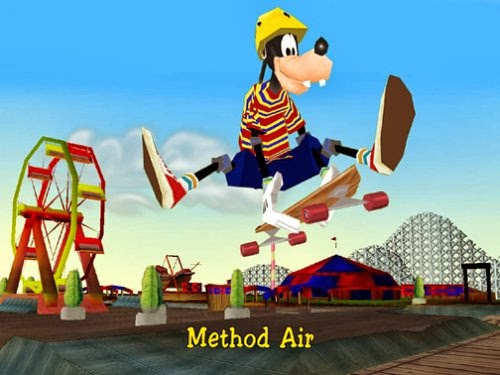 Disney S Extremely Goofy Skateboarding Game Free Download