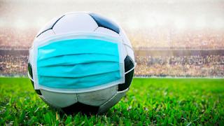 Depressão no futebol em época de quarentena