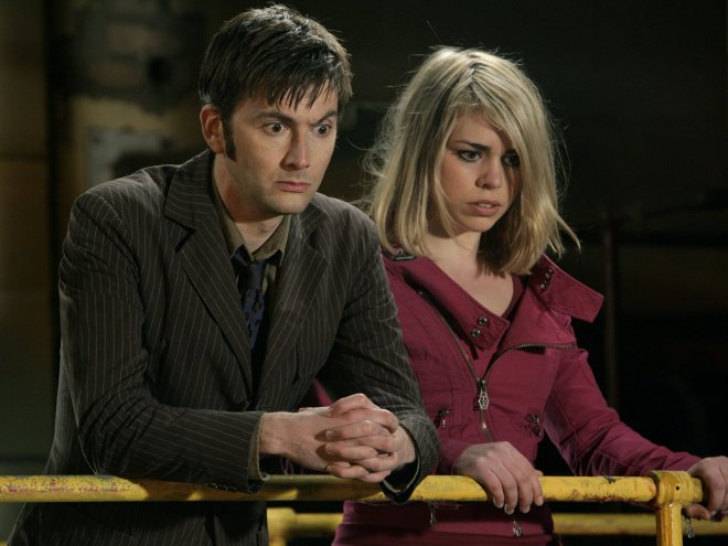 The Doctor and Rose (2/2)