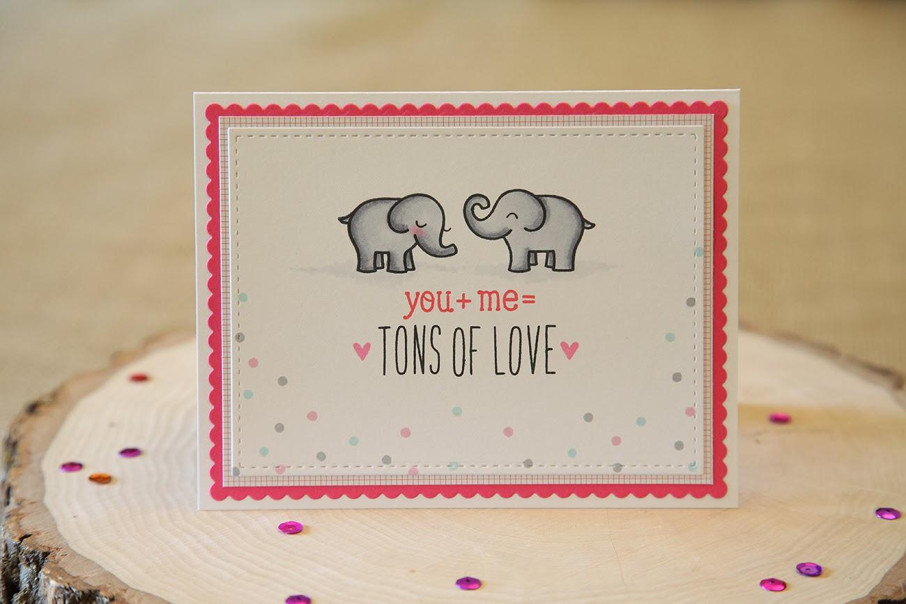 Valentine's Day Blog Hop!