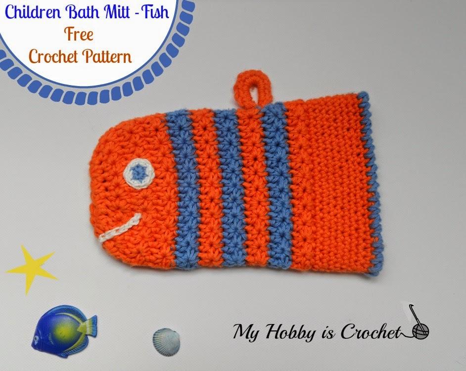 My Hobby Is Crochet: Crochet Star Stitch Variation - Star ...