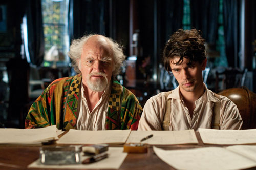 cloud atlas Jim Broadbent Vyvyan Ayrs Ben Whishaw Robert Frobisher