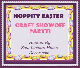 Hopity Easter Craft Showoff Party!!