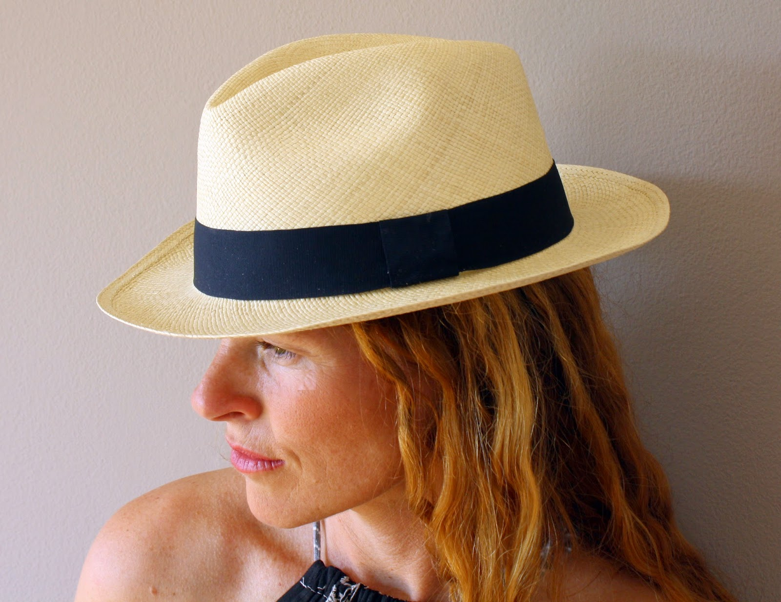 tiny chic mom, ses petites mains for women, women's accessories, women's hats, panama hats, fedora hat for women