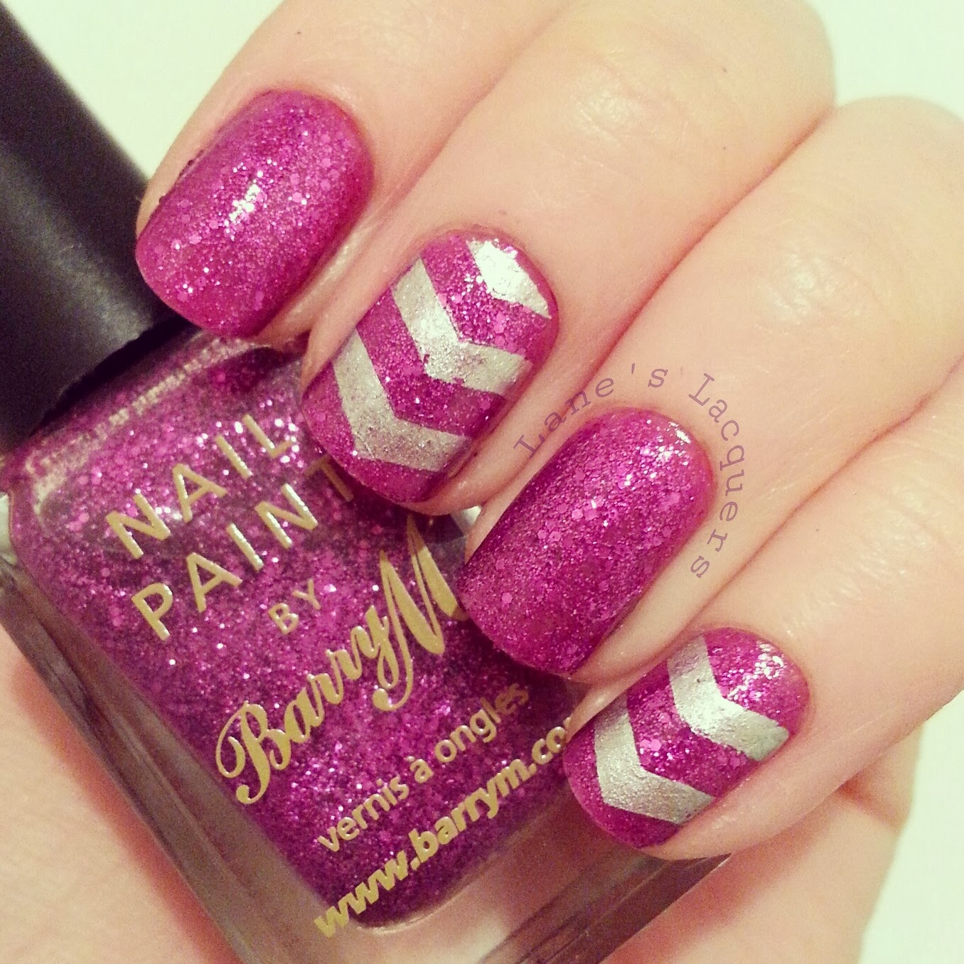 GOT-polish-challenge-glitter-chevron-nails