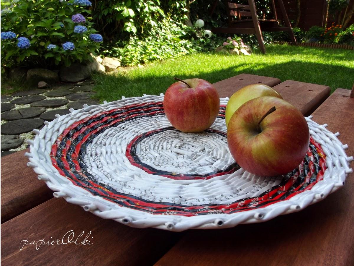 Owocowy talerz
