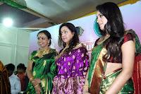 Trisha, In, A, Silk, Saree