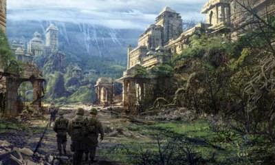 Misteri perjalanan ke kerajaan Shambala
