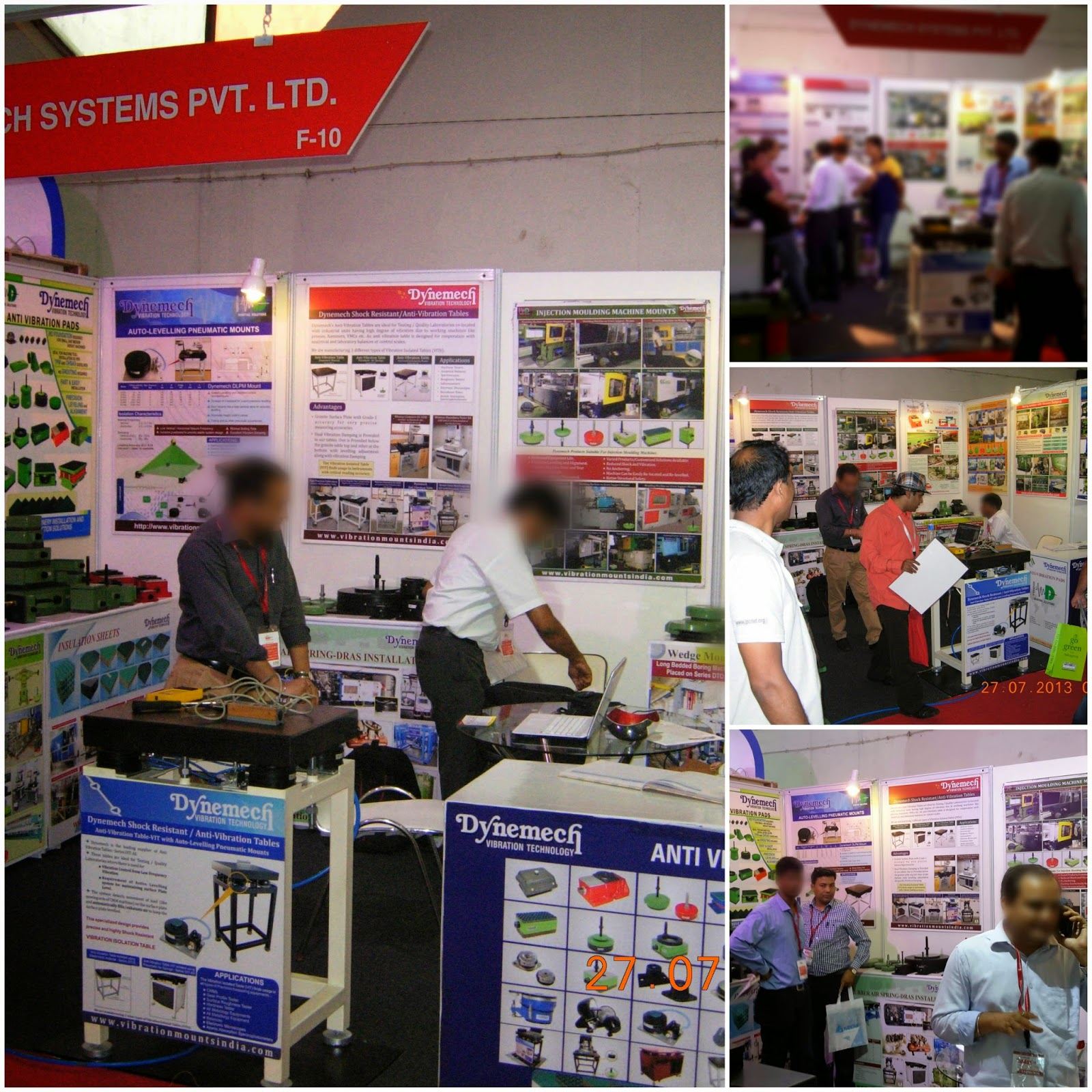 AMTEX exhibition, machinery exhbition, delhi, 2014