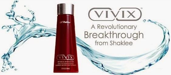 Vivix Shaklee Cegah Penuaan dan Kanser