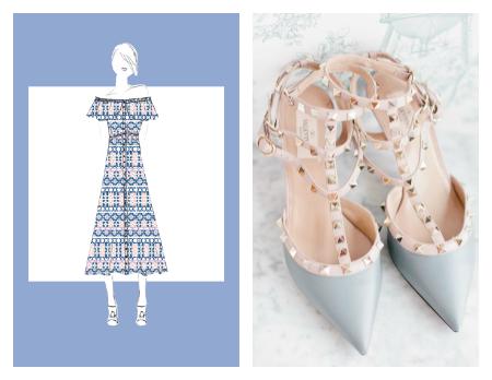 colores primavera verano 2016 pantone moda mujer serenity