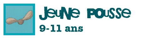 Abonnement Jeune Pousse, de 9 à 11 ans - à découvrir sur www.pourpenser.fr