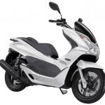 Honda PCX White
