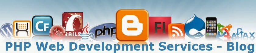 PHP Web Development Services - Blog