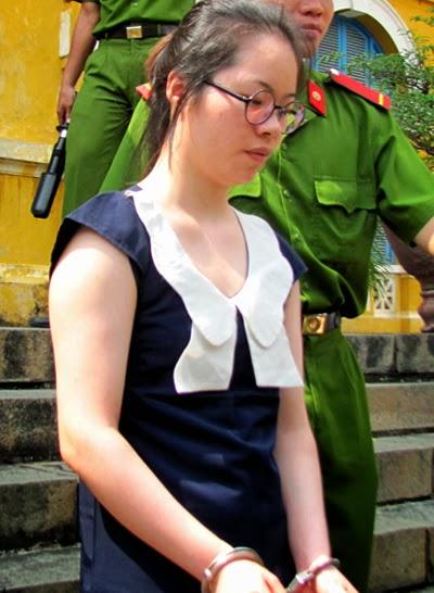 Nữ sinh Trung Quốc lĩnh án chung thân vì 2 kg ma túy