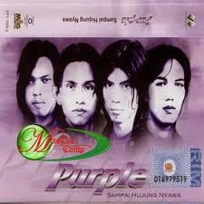 buy the original CD or use the RBT and NSP to support the singer  Unduh  Malaysia Purple - Sampai Hujung Nyawa.mp3s New