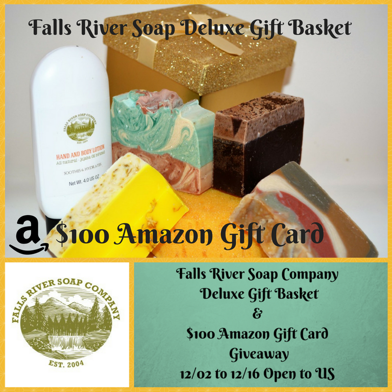 Fall River Soap Company Giveaway
