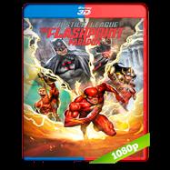 Liga de la Justicia: Paradoja del Tiempo (2013) 3D SBS 1080p Audio Dual Latino-Ingles