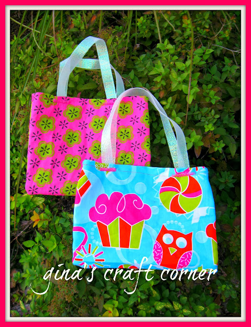 Gina's Craft Corner: Teaching Kids to Sew