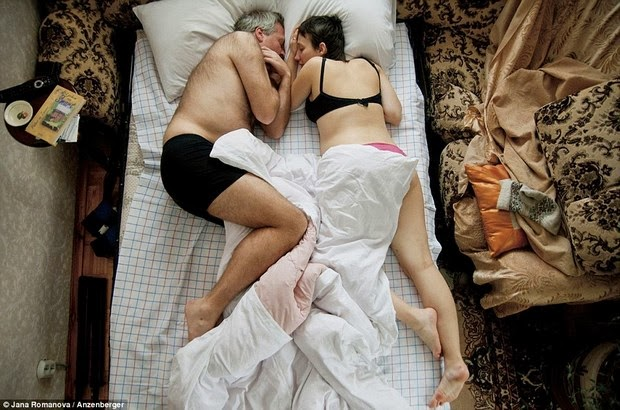 sleeping couples 1
