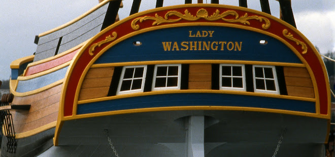 Remembering the Lady Washington