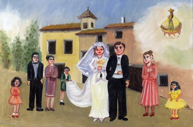 exvoto,boda