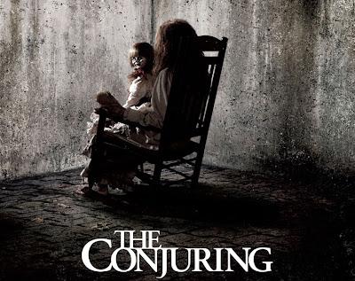 The Conjuring, Kisah Nyata Gangguan hantu di Rumah Pertanian