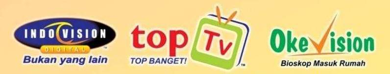Indovision - OkeVision - TopTV