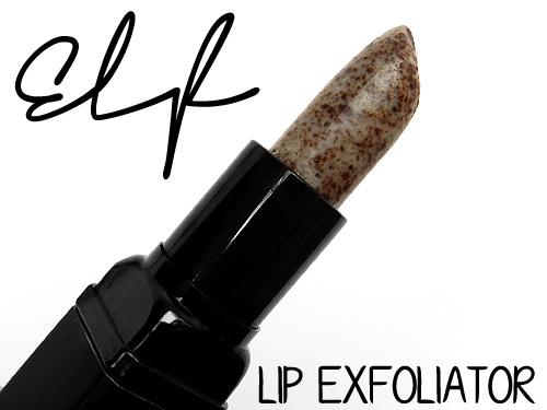 E.L.F. Lip Exfoliator