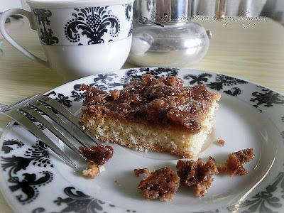 brunsviger - torta da  caffè