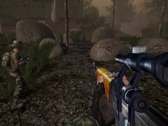 Line of Sight Vietnam PC Game