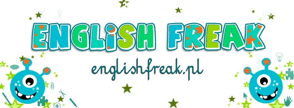 English Freak | Blog o nauczaniu języków obcych