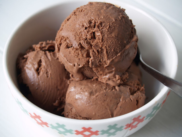 mexican chocolate ice cream adapted from elise bauer simply recipes ...