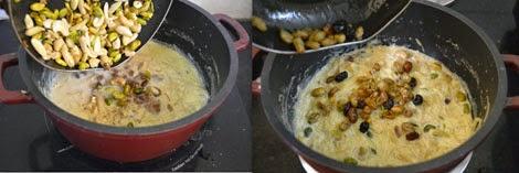 How to make Sheer Khorma