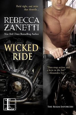 Wicked Ride the Realm Enforcers paranormal romance by Rebecca Zanetti