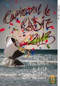 Cartel del Carnaval 2013