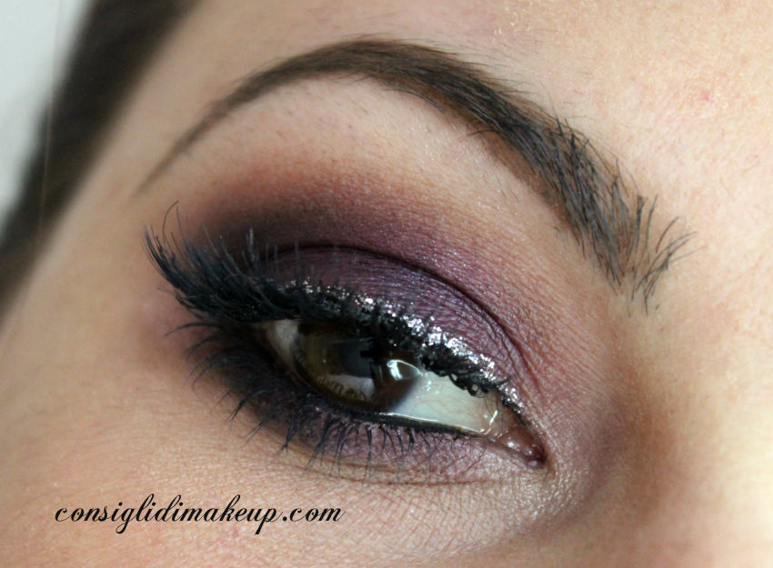 The Christmas Advent Challenge: My very sparkling Christmas look