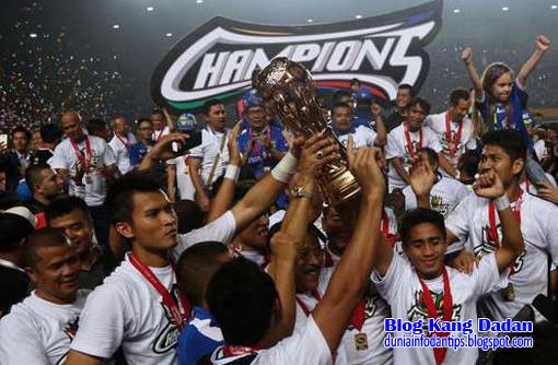 Persib Champion Asia