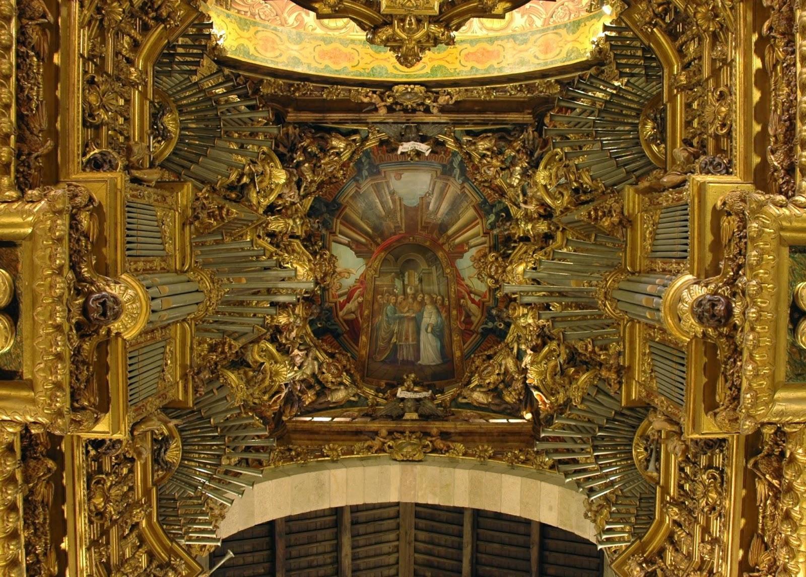 Organo_Sé_Catedral-Braga_Tubos