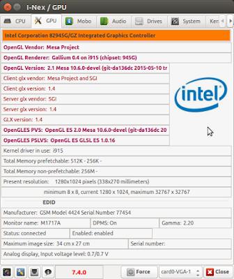 I-Nex GPU